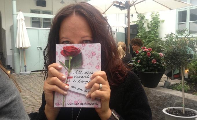 Party With Author Gunilla Bergensten