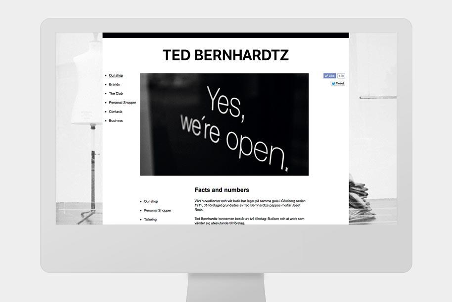 Tedbernhardtz.se