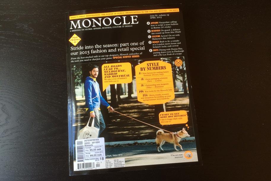Through The Monocle