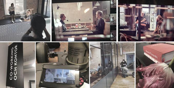 Film And Photo Production At Nääs Fabriker