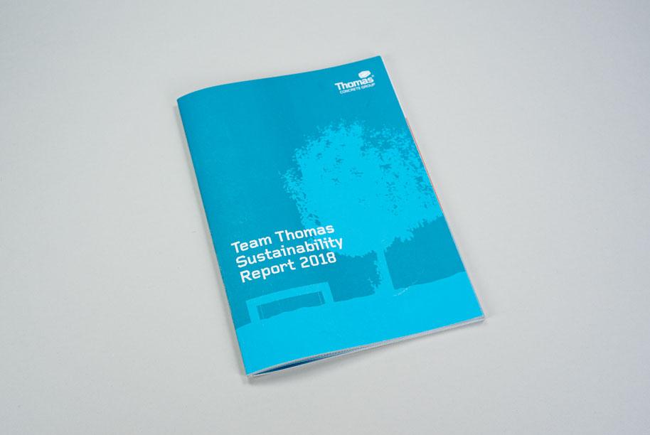 Thomas Concrete Sustainability Report